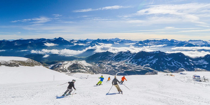 Top 5 des meilleures stations de ski en France